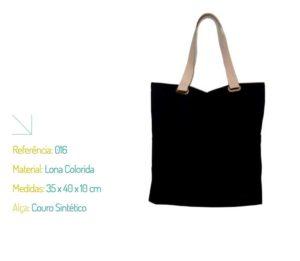 Bolsa Ecológica Lona Colorida - Ecobag | Na Sacola